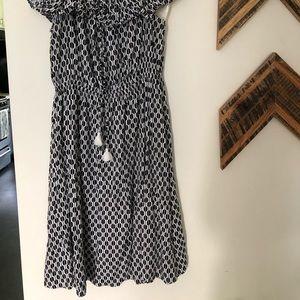 ca23407ffd2 kate spade Dresses - Kate Spade New York    arrow stripe rayon dress